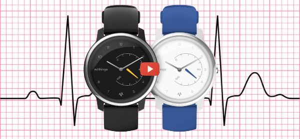 Analog Smartwatch Adds ECG [video]