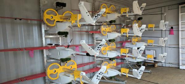 Zipline Delivery Drones Launching in U.S. in 2018