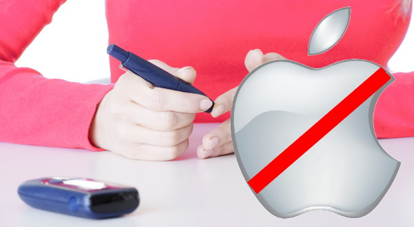 Apple Health App Goofs on Glucose Monitoring