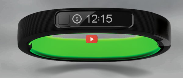 Gone in 15 Seconds: New Fitness Watch [video]