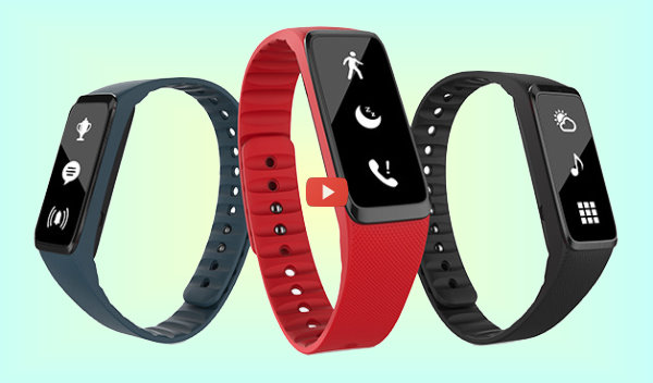 $55 Smartwatch and Fitness Tracker [video]