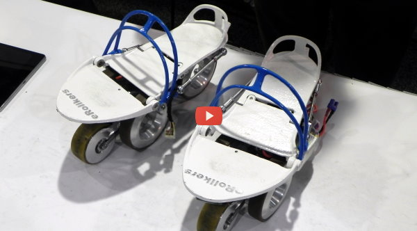 "CES 2015: Skate Through Life with ""Undershoes"" [video]"