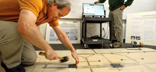Smart Home Is a Lab for the Elderly