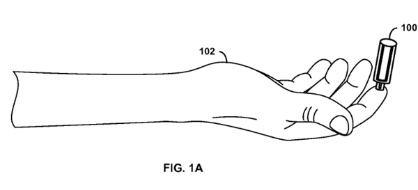 Google Seeks Patent for Needle-Free Blood Drawing