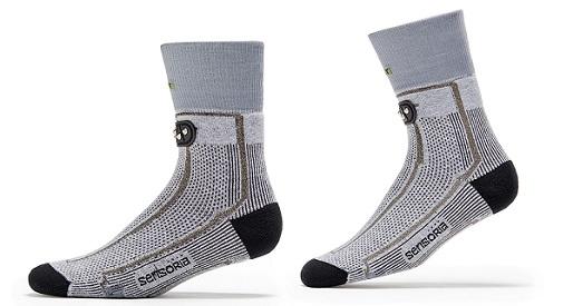 CES 2016: Smart Socks to Help Seniors