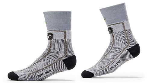 CES 2016: Smart Socks to Help Seniors