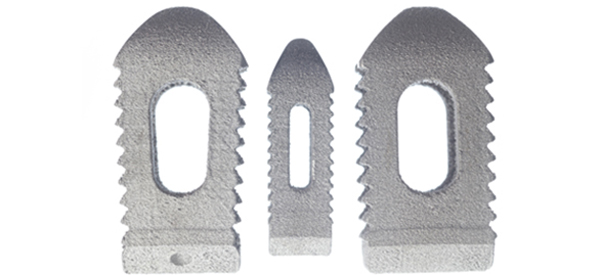 3-D Printed Spinal Components