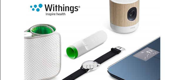 Nokia and Withings 600x274