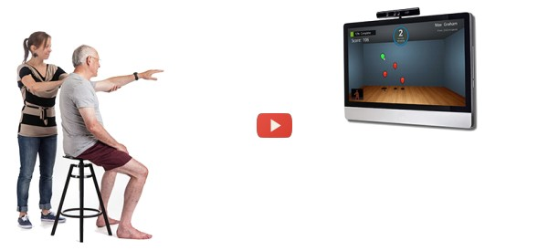 MS Kinect Helps with Home Rehab [video]