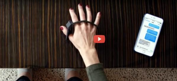 Novel Bluetooth Keyboard Senses Taps [video]