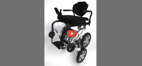 Toyota and DEKA Join Forces For Next Generation iBOT Wheelchair [video]
