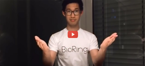 The BioRing Crossover Health and Fitness Wearable for Your Finger [video]