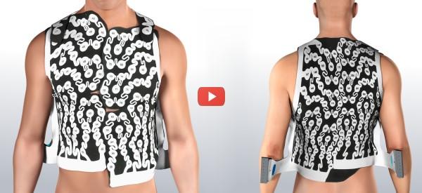 Smart Vest Maps Cardiac Activity [video]