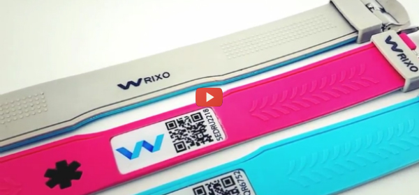 Wristband Gives First Responders Complete Medical Record [video]