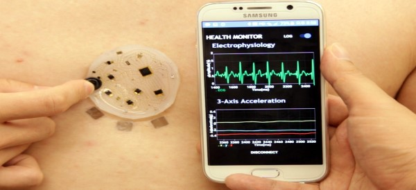 Wireless Flexible Sensor System
