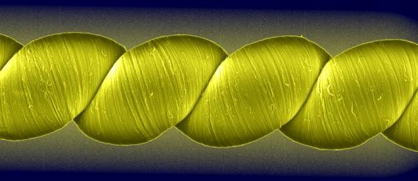 Energy-Harvesting Yarn Uses Nanotubes