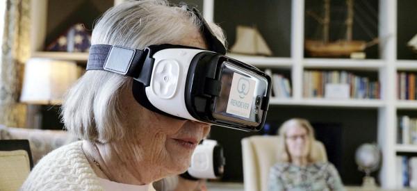 Senior Living Residence Opens Technology Center
