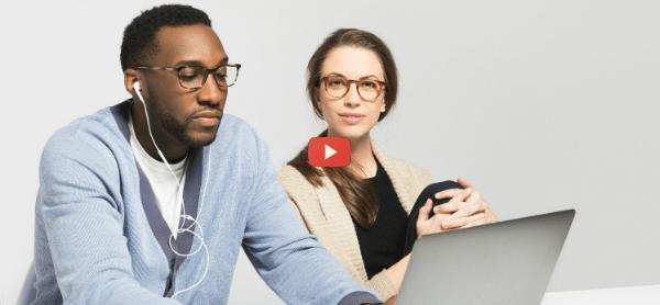Computer Vision Glasses Claim to Reduce Eyestrain [video]