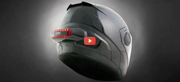 Connected Helmet Light Calls Emergency Services [video]