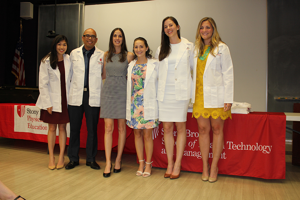 The Stony Brook PA Student Society  School of Health