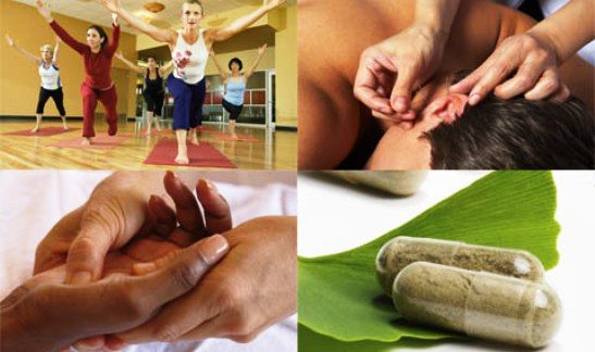 Alternative Health Therapy Options