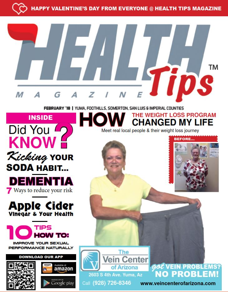 February 2018 Health Tips Magazine