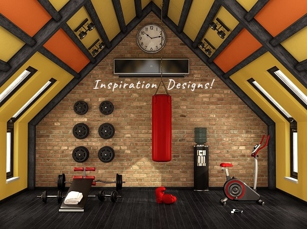 Inspiration Designs For Your Home Gym