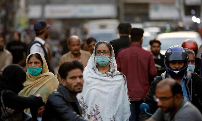 UK CoVID-19 variant cases found in Pakistan