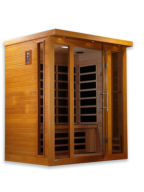 Dynamic Florence 3 Person FAR Infrared Sauna Review