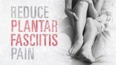 Reduction of Plantar Fasciitis Pain Featured Image