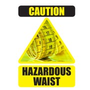 Men's Health Week Hazardous Waist
