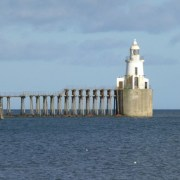 Blyth lighthouse