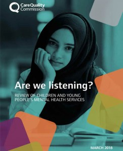 CQC Are we Listening Report