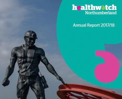 Annual Report 2017/18 front cover