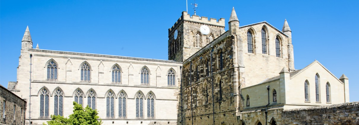 Hexham Abbey Living well in tynedale