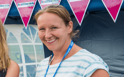 Farewell to Healthwatch Somerset manager Emily