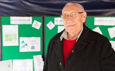 Help people with their final wishes for health care – says Somerset man