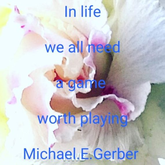 Inspirational Quote :Michael. E.Gerber