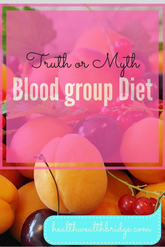 Blood group diet myth or truth