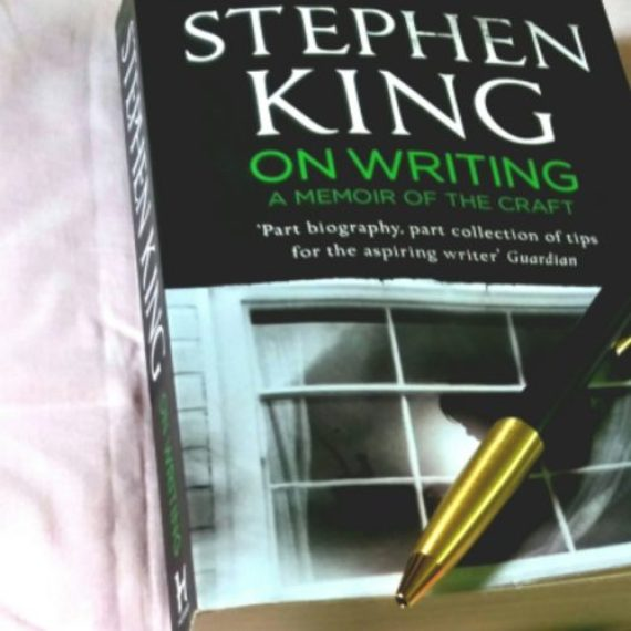 On Writing by Stephen King a book summary