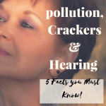 Sound pollution, Crackers & Hearing