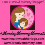 #Mondaymommymoments