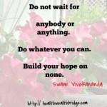 Swami Vivekananda ' s  155 th Birthday and favourite quotes