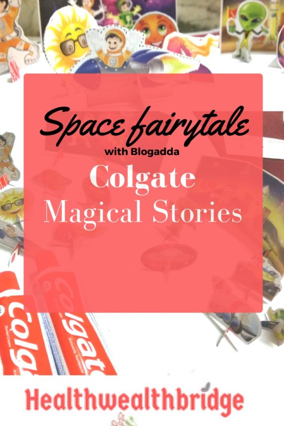 Colgate magical stories:How the EARTH was saved