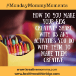 Monday Mommy Moments 14 :Monday Motivation  & Mayhem