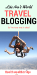 Travel Blogging like Ana's World  :Do you have what it takes