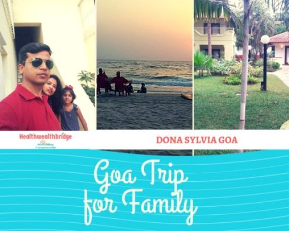 Goa Trip for Family:Mapping my journey