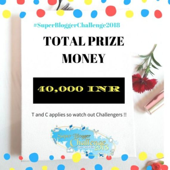 Prize money Super Blogger Challenge with #Instacuppa
