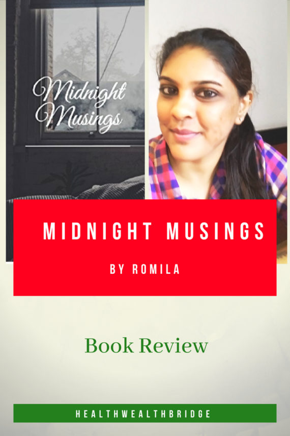BOOK REVIEW:Midnight Musings by Romila