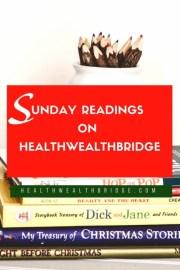 Sunday Readings on Healthwealthbridge